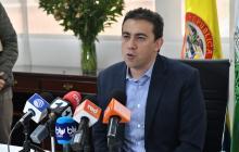 Alexánder Vega Rocha, registrador nacional.