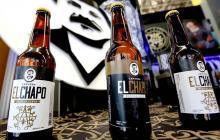 Lanzan una cerveza en México con la imagen del 'Chapo' Guzmán