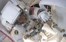 NASA realiza segunda salida espacial femenina