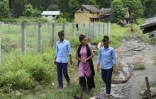 El fenómeno de los adolescentes que se escapan para casarse por amor en Nepal