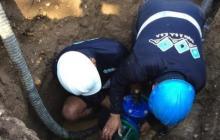 Daño en tubería en Siete de Abril tiene sin agua a varios sectores de Barranquilla
