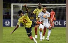Colombia 1, Argentina 2: duro revés y mucho por mejorar