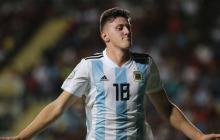 Argentina y Chile lideran el grupo A en primera jornada del Preolímpico