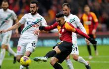Falcao vuelve a marcar con el Galatasaray y le gana el duelo a Rodallega
