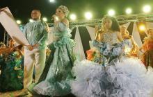 """A bailar en el Carnaval pa' todo el mundo"", ordenó la soberana de Riohacha, Jaddys Movil Laguna"