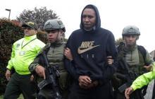 En video   Extraditan a EEUU al exfutbolista Jhon Viáfara