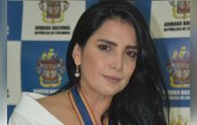 Aida Merlano, prófuga de la justicia colombiana desde el 1 de octubre de 2019.