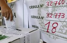 Los mismos candidatos irán en elecciones de San Zenón y Achí: CNE