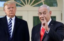 Rechazo frontal de los palestinos al plan de paz de Trump