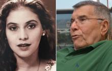 Nancy y el padre, Martín Mestre.