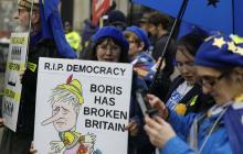El Reino Unido abandonará la UE el 1 de febrero.