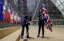 Es historia, el Reino Unido logró su Brexit
