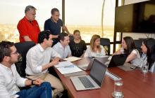 Gobernación anuncia ampliación de vía Barranquilla -Puerto Colombia