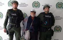 Captura de Martín Sombra es por secuestro perpetrado en 2017