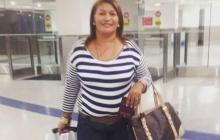 Lurvis Vence Jiménez, guajira asesinada en un tiroteo en el interior de un bus en Estados Unidos.