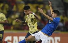 """Tenemos hambre de ganar"": Jorge Carrascal"