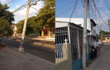 Postes de Barranquilla y Soledad respectivamente.