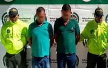 Capturan a dos más por asesinato del líder social de Palmar de Varela, Luis Barrios Machado