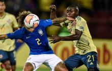 """""""Argentina es un equipo duro, pero también se le puede hacer goles"""": Johan Carbonero"""
