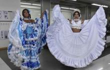 Faireth Álvarez y Linda Daza en EL HERALDO.
