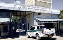 Penitenciaría 'La Tramacúa', en Valledupar.
