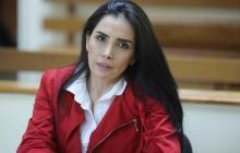 Aida Merlano, excongresista.