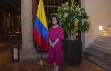 Claudia Blum llegó al Ministerio de Relaciones Exteriores el pasado 27 de noviembre de 2019 en reemplazo de Carlos H. Trujillo.
