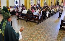 El periodista debe ser aliado de la verdad: Monseñor Salas
