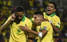 Brasil se clasifica a los Juegos Olímpicos