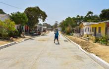 Después de 40 años canalizan arroyo en el barrio La Sierrita