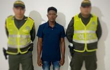 Wilson Martínez Moreno, señalado de feminicidio en Mahates.