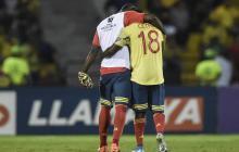Colombia y el trago amargo de la eliminación