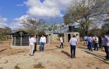 En La Guajira se concretó la entrega de 20 pozos profundos