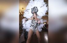"""La realeza del Carnaval """"ruge"""" por la Guacherna"""