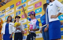 "Higuita espera ""final explosivo"" en cuarta etapa de Tour Colombia"