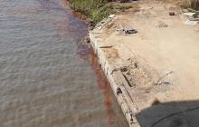 Con tanque Siete de Abril se suple parte de la emergencia por derrame de aceite