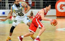 El talento de Gianluca Bacci retorna a la selección Colombia de baloncesto