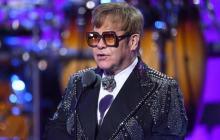 Neumonía obliga a Elton John a acortar 'show' en Nueva Zelanda