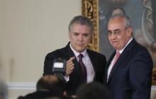 Se hizo oficial la salida de Pablo Elías González de la UNP