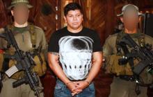 Capturan a mano derecha de alias 'Otoniel', jefe del Clan del Golfo
