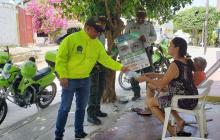 Policía del Atlántico intensifica campaña 'ojos en todas partes'