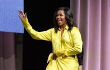 Michelle Obama estará en Colombia en el EXMA 2020