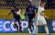 ¿Cómo se vieron en la Recopa los rivales de Junior en la Libertadores?