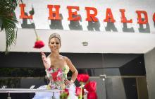 La reina del Carnaval 2020, Isabella Chams Vega, preside el recorrido con 117 años de tradición.