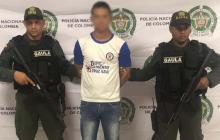 Capturan en Montería sindicado de extorsión