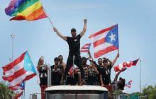 """Ricky Martin apoya protestas y espera que Chile provoque un """"efecto dominó"""""""