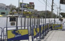 En video | Dueños de locales de la calle 74 se quejan por cierre de vías