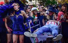 Carnaval 2020 dice adiós entre baile y lágrimas