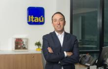 El presidente de Itaú Colombia, Álvaro Pimentel.