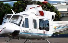 Helicóptero. Imagen de referencia.